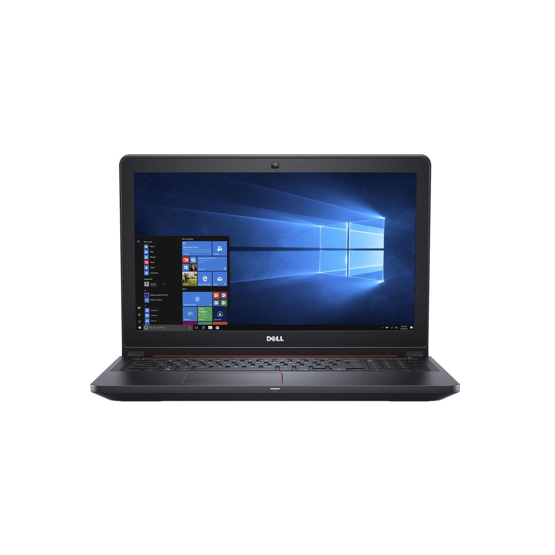 Dell Inspiron Gaming Laptop 15.6u0022, Intel i7-7700hq, Nvidia GTX 1050Ti 4GB, 16GB RAM, 1TB + 512GB SSD, i5577-7342BLK