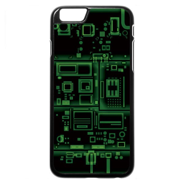 Xray Case Green Layers iPhone 7 Case
