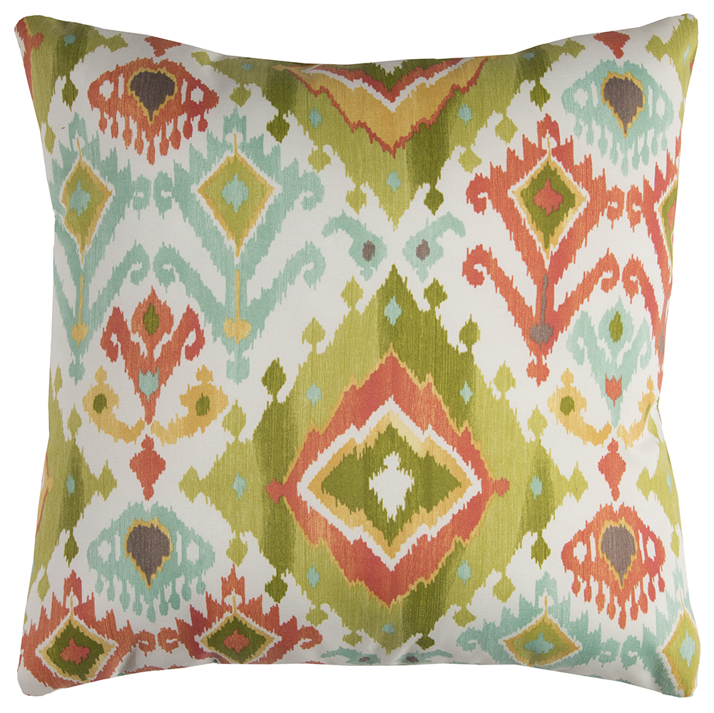 "Rizzy Home TFV072 22"" x 22""  Indoor/ Outdoor Pillow"