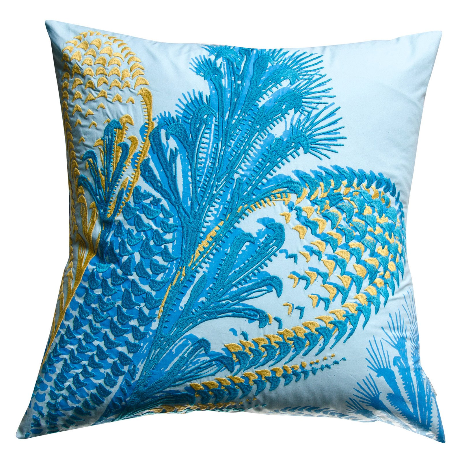Koko Company 20 in. Water Square Pillow