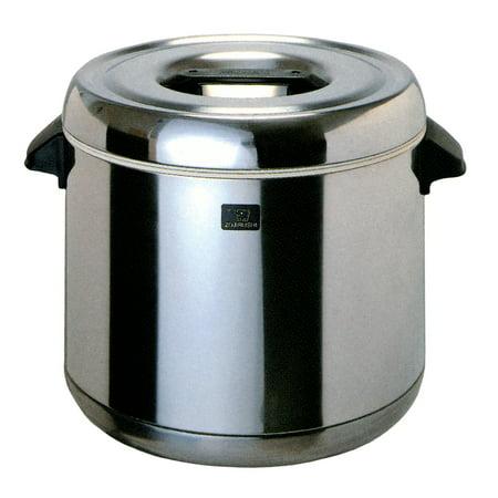 Zojirushi Stainless Steel 4 Liter Thermal Rice Warmer