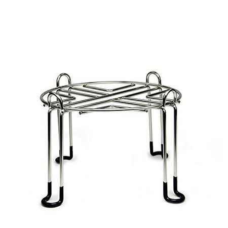 Berkey Stainless Steel Wire Stand with Rubberized Non-skid Feet for TRAVEL Berkey and Other SMALL Sized Gravity Fed Water