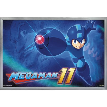 Mega Man 11 - Key Art