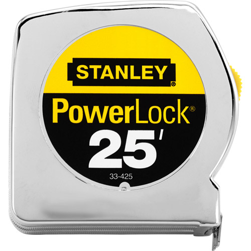 Stanley 25' Powerlock Tape Measure, 33-425