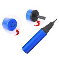 Portable Hand Held Plastic Air Pump Balloon Inflator For Party Toy Ball