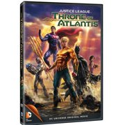 Justice League: Throne Of Atlantis (DVD + Batman V Superman Movie Money) by