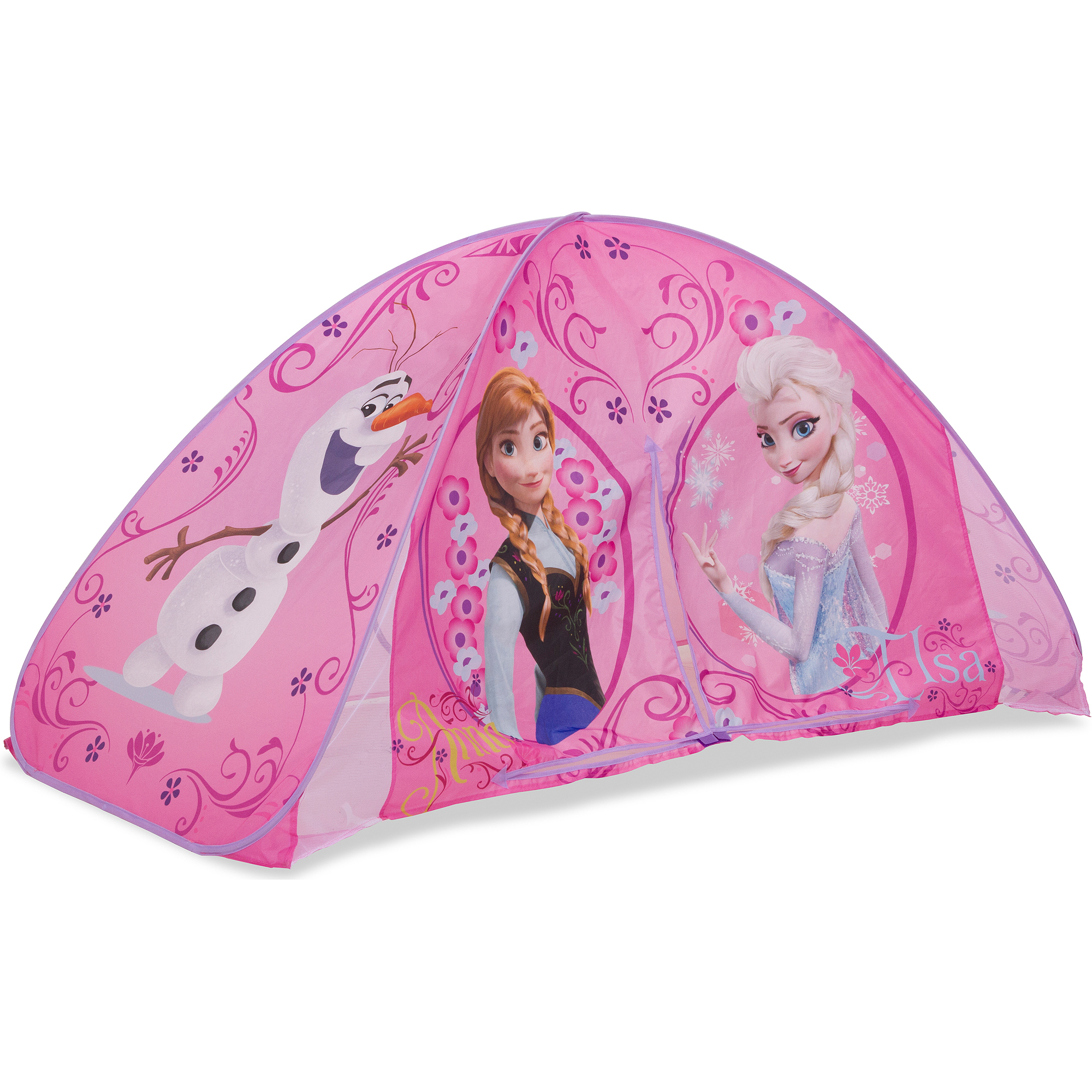 Disney Frozen 2-in-1 Play Tent  sc 1 st  Walmart.com & Disney Frozen 2-in-1 Play Tent - Walmart.com