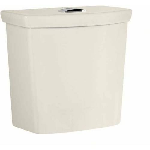 """American Standard 4339.216.020 H2Option Siphonic Dual-Flush Tank with 12"""" Rough-In, Available in Various Colors"""