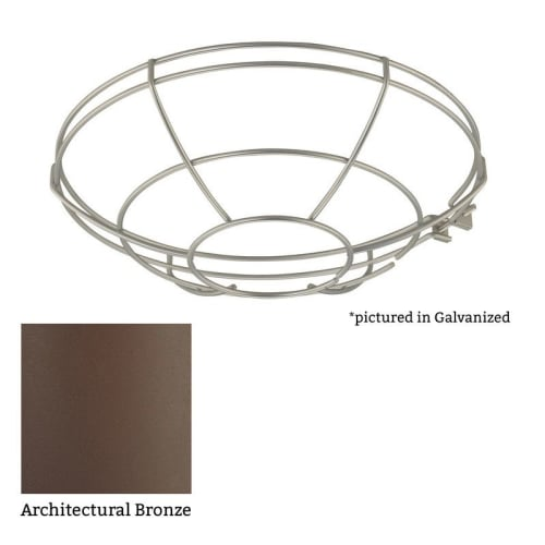 """Millennium Lighting RWG14 R Series 14"""" Wire Guard Accessory"""