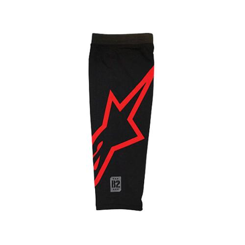Alpinestars Carbon B2 Knee Sleeve Black/Red