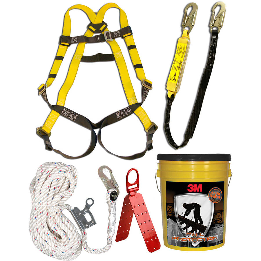 3M 20058 QP Fall Protection Roof Safety Kit