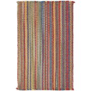 Nags Head Vertical Stripe Flat-Woven Area Rug