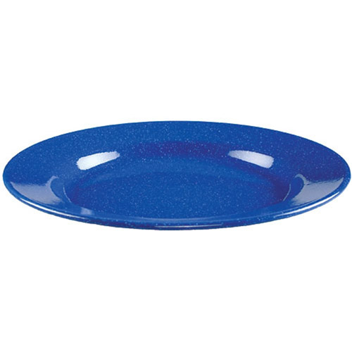 Coleman Enamelware Plate by COLEMAN