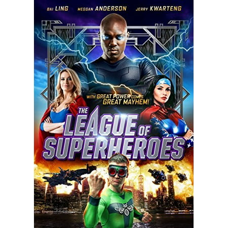 League Of Superheroes (DVD) - The League Krampus