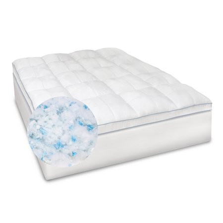 BioPEDIC Supreme 3.5'' Memory Foam Mattress Topper