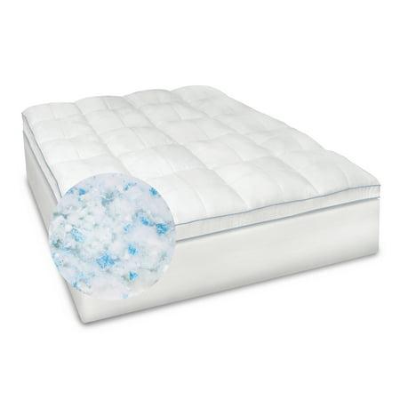 Biopedic Supreme 3 5 Memory Foam Mattress Topper