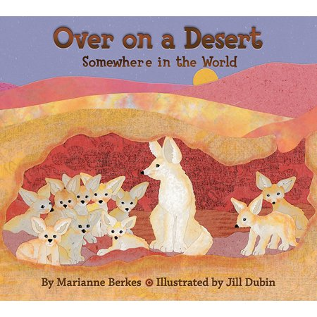 Over on a Desert: Somewhere in the World (Vanessa Amorosi Somewhere In The Real World)