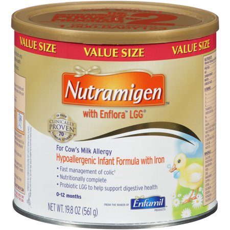 Nutramigen With Enflora Lgg 174 Hypoallergenic Infant