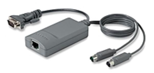 Refurbished Belkin OmniView F1DP101A-AP-8PK SMB Server Interface Module PS 2 KVM Extender External 8-Pack by Belkin