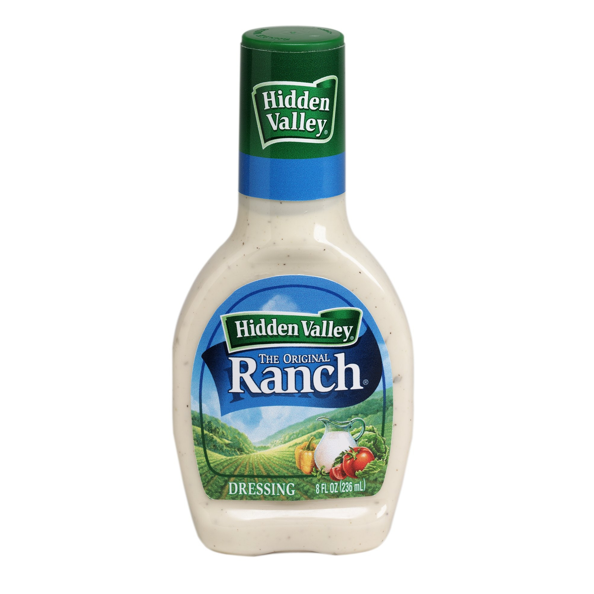 how to use hidden valley ranch salad to dip