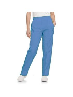 Landau Women's Classic Tapered Leg Scrub Pant