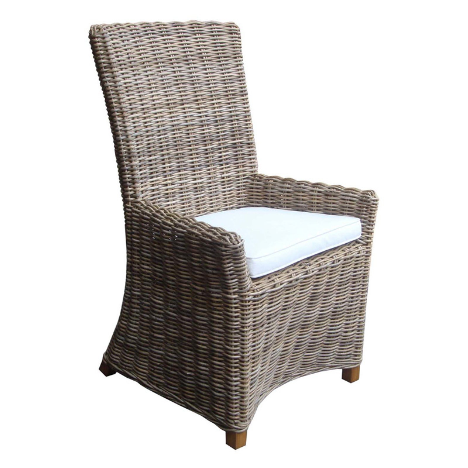 Padmas Plantation Nico Dining Arm Chair