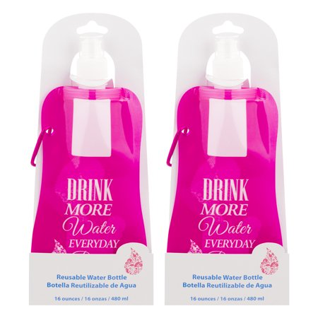 Fresh Baby Children's Reusable Water Bottle - 2 PK, 2.0 PACK - Small Reusable Water Bottles