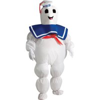 Child's Inflatable Stay Puft Marshmallow Man - Ghostbusters Classic Child Halloween Costume