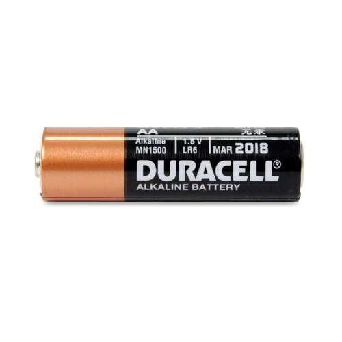 Duracell CopperTop MN1500B10Z 10-Pack AA Batteries - Alkaline
