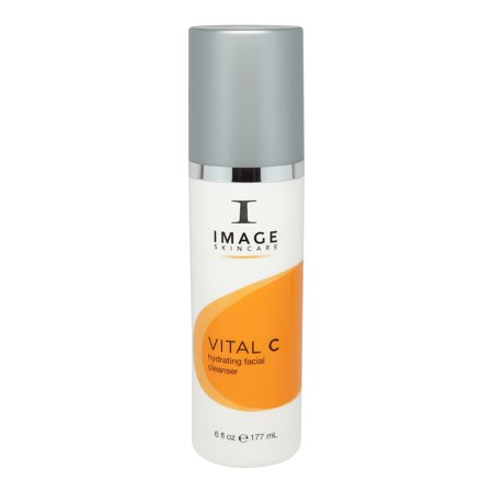 Image Skin Care Vital C Hydrating Facial Cleanser, 6 Oz