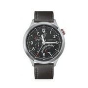 M44 Series Leather Band Watch