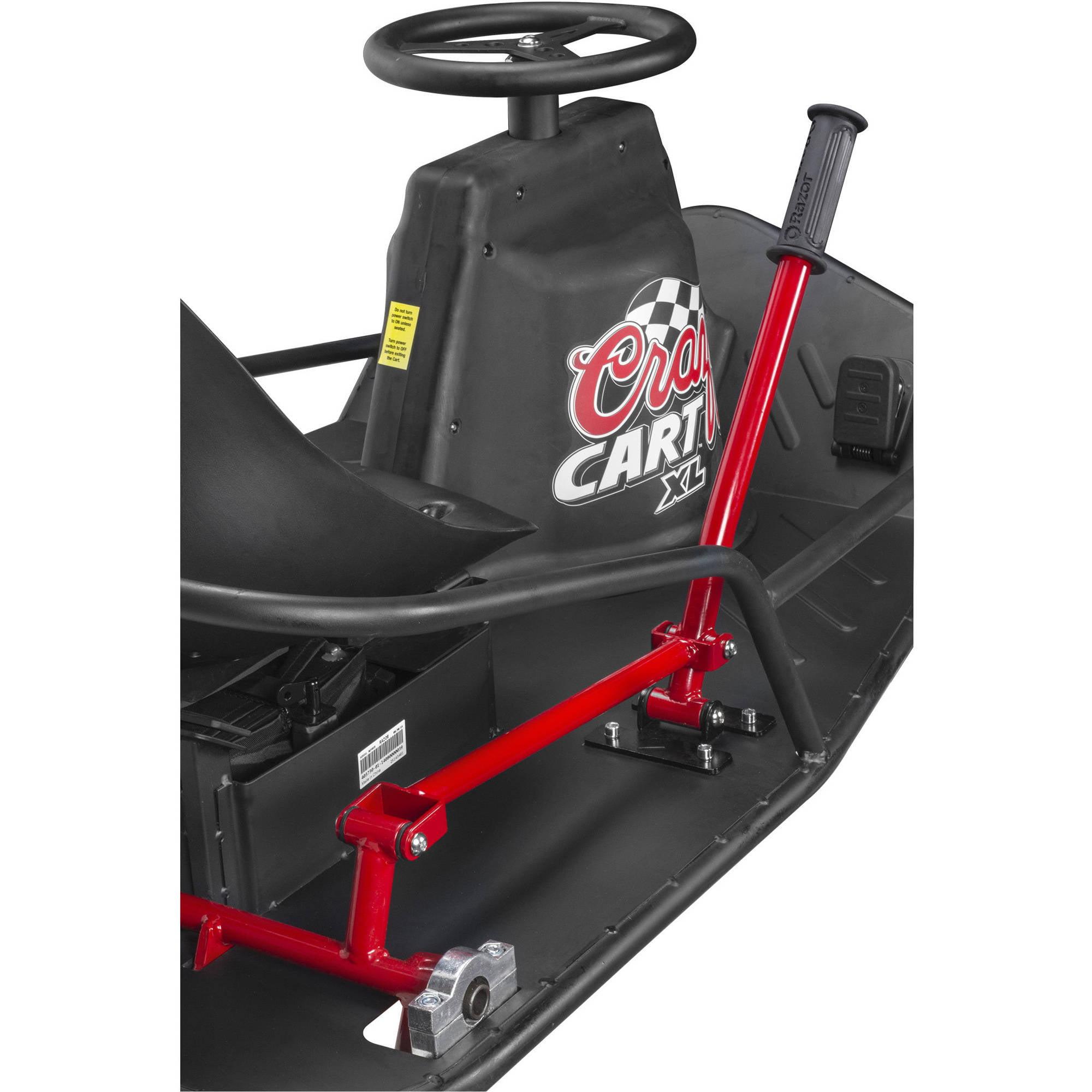 Crazy Cart Électrique Kit Performance Controller Upgrade 36 V XL