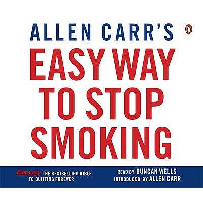 Allen Carr's Easy Way to Stop Smoking (Audio CD)