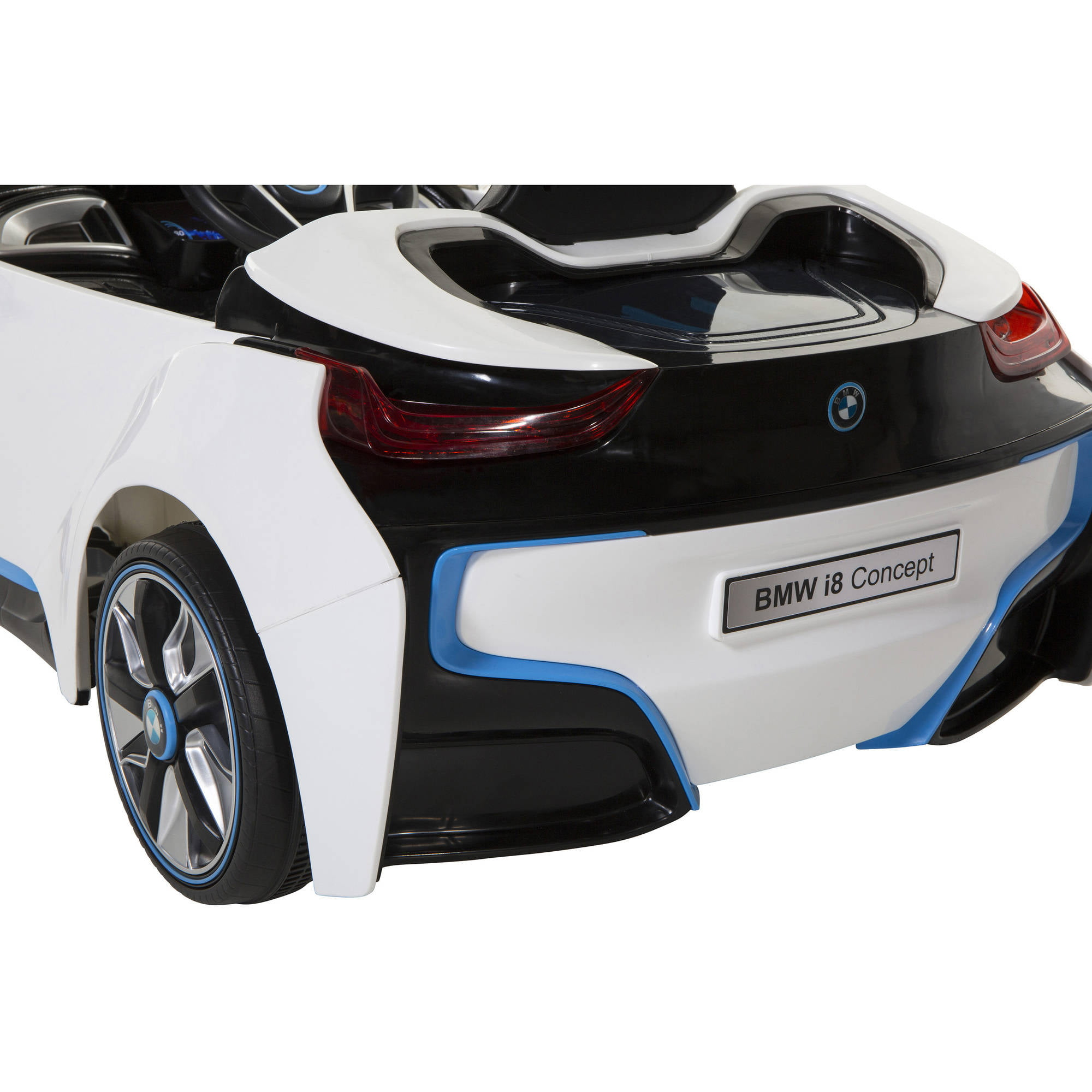 Bmw I8 Concept Car 6 Volt Battery Powered Ride On Walmart Com