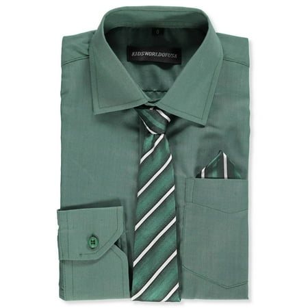 Boys' Dress Shirt with