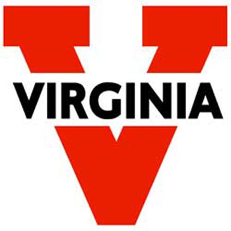Trademarx Wall Decor 12441982 Ncaa Virginia Cavaliers College Logo Wallmarx Accent -