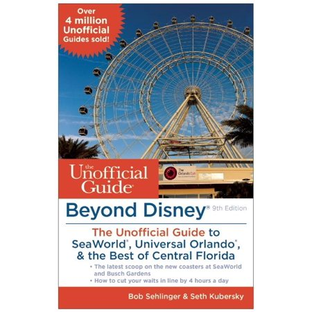 Beyond Disney: The Unofficial Guide to Seaworld, Universal Orlando, & the Best of Central Florida - Universal Halloween Orlando