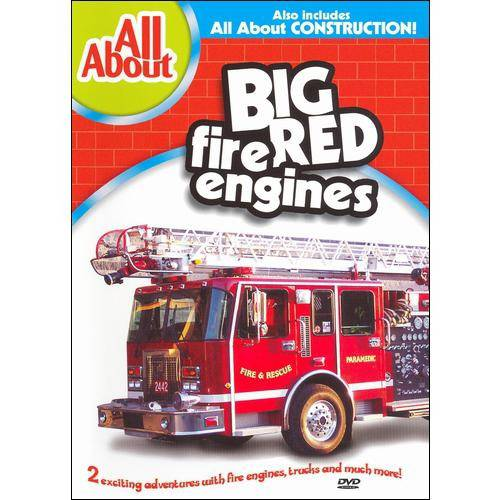 All About Fire Engines / All About Construction