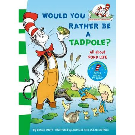Would You Rather Be a Tadpole?. Based on the Characters Created by Dr Seuss - Seuss Characters