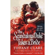 Scandalous Duke Takes a Bride (Paperback)