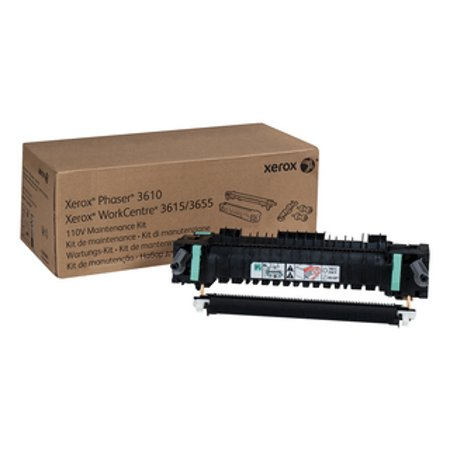 Xerox Fuser Maintenance Kit (110V) (Includes Fuser, Bias Transfer Roller) (200,000 Yield)
