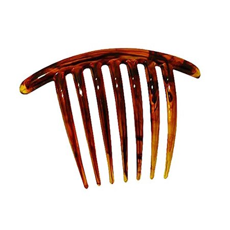 French Twist comb (set of 5) in Tortoise Shell - image 1 de 1