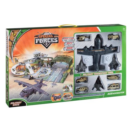 Daron Special Forces Military Base Playset w