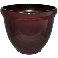 Southern Patio Heritage Resin Planter Pot