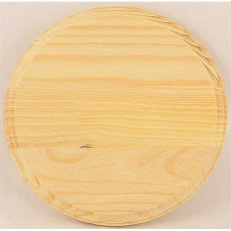 Round Wood Plaque (Round Wood Plaque 7 inch)