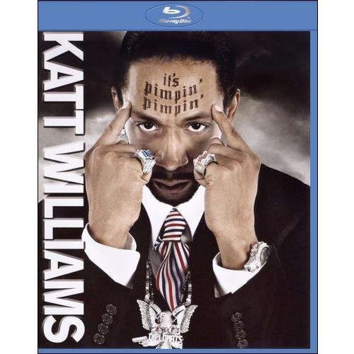 Katt Williams: It's Pimpin' Pimpin' (Blu-ray) (Widescreen)