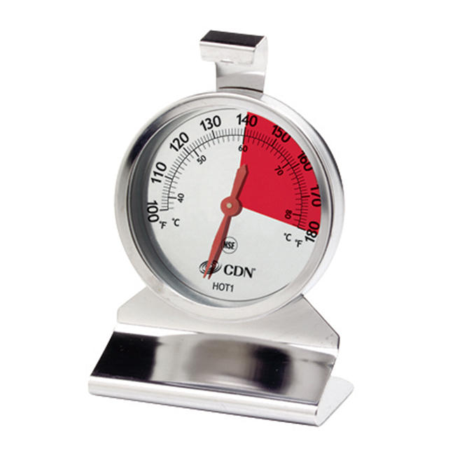 Click here to buy ProAccurate Fresh Food Thermometer by CDN.