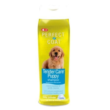Eight-In-One Puppy Shampoo 16 Oz by UNITED PET GROUP - CA