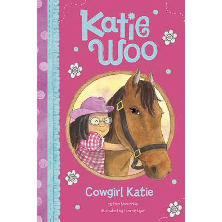 Cowgirl Katie (Paperback)](Katie Woo Books)
