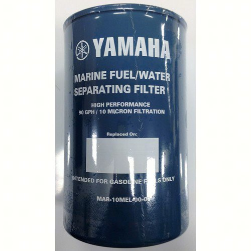 3 X OEM Yamaha Outboard 10-Micron Fuel//Water Separating Filter Only MAR-FUELF-IL-TR